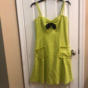 ⚡️FINAL PRICE⚡️Moschino Cheap and Chic green dress